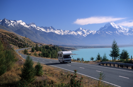 Motorhomes for Hire in New Zealand